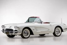CARS: Beauty Style Speed / I love the aesthetic design of old cars. Classic. Some new ones are beauties as well. / by Majine