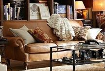 House - Living Room / by Lara Wright