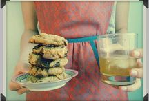 Spoonful, please. / Yummy morsels of goodness.  / by Merryl Magnuson