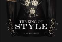 The King of Style: Dressing Michael Jackson / Behind the Seams of a Fashion Icon -  http://www.insighteditions.com/The-King-Style-Dressing-Michael/dp/1608871517 / by Insight Editions