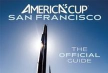 America's Cup / America's Cup San Francisco: The Official Guide - http://www.insighteditions.com/Americas-Cup-San-Francisco-Official/dp/B00D3TIN04 | Sailing on the Edge: America's Cup - http://www.insighteditions.com/Sailing-Edge-Americas-Bob-Fisher/dp/1608872068 | San Francisco America's Cup Map - http://www.insighteditions.com/San-Francisco-Americas-Cup-Map/dp/1608872491 / by Insight Editions