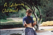 James Franco / A California Childhood by James Franco - http://www.insighteditions.com/A-California-Childhood-James-Franco/dp/1608872025 / by Insight Editions