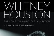 Whitney Houston / The Voice, the Music, the Inspiration -  http://www.insighteditions.com/Whitney-Houston-Voice-Music-Inspiration/dp/1608872009 / by Insight Editions