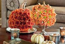 Fall decor / by Susan Strohl