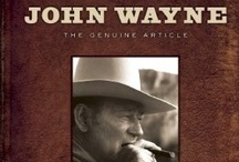 John Wayne / The Genuine Article: The Unseen Archive of an American Legend - http://www.insighteditions.com/John-Wayne-The-Genuine-Article/dp/1608871169 / by Insight Editions