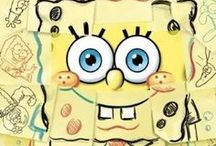 The SpongeBob SquarePants Experience / A Deep Dive into the World of Bikini Bottom - http://www.insighteditions.com/SpongeBob-SquarePants-Experience-Jerry-Beck/dp/1608871843 / by Insight Editions
