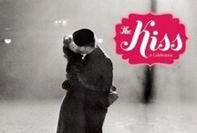 """The Kiss: A Celebration / A kiss is never just a kiss. Sometimes it signals triumph; other times, anguish. But even when kissing is merely a polite gesture, there's a certain inherent intimacy. """"The Kiss"""" celebrates this meaningful act in its most iconic forms.   http://www.insighteditions.com/The-Kiss-Celebration-Insight-Editions/dp/1608870650 / by Insight Editions"""