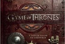 Game of Thrones / Check out our Game of Thrones pop-up guide to Westeros, house journals, and poster collection!  / by Insight Editions