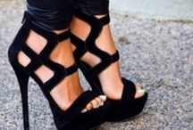 Shoes / by Shelly Shuler