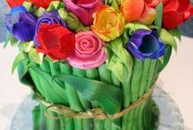 Cakes / by Shelly Shuler