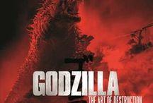 Godzilla: The Art of Destruction / by Insight Editions