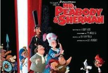 Mr. Peabody & Sherman / by Insight Editions