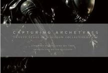 Sideshow Collectibles Art / Capturing Archetypes: Twenty Years of Sideshow Collectibles Art | January 2014 / by Insight Editions