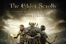 Elder Scrolls Online / The Elder Scrolls Online: The Poster Collection, available at www.insighteditions.com on May 27, 2014 / by Insight Editions