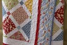 Quilts / by kathyscottage