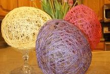 Easter & Spring / Easter and spring time Crafts , Baking & Decor. / by Paula Pereira