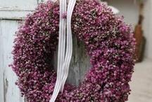 wreaths / by Kirsten Herranes