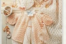 Crochet babygear / by Kirsten Herranes