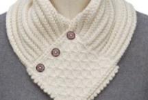 Crochet scarf / by Kirsten Herranes