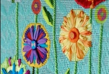 Felt and embroidery / by Kathleen Gittleman