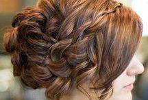 Hair. / by Meggan Sigwarth