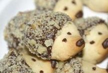 Cookie Exchange / Cookies that are a treat to make for any nice Get together time of year . / by Paula Pereira