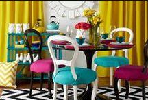 Home, Decor, Design / For the home / by Erin Eliason
