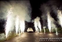 Wedding Grand Exit Ideas / You want your EXIT to be as grand as your ENTRANCE! / by Weddingfavours.ca