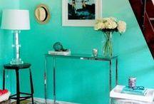color loves / by Ann Marie Heasley | whitehouseblackshutters.com