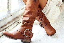 These Boots Were Made For Walking / by Karen Bedson/Westerberg
