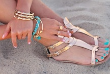 Sandals / by Karen Bedson/Westerberg