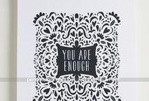 wall art loves / by Ann Marie Heasley | whitehouseblackshutters.com