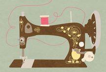 sewing / by Fatima Ferreira