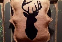 Burlap Decor and More / by Shone Whiteside