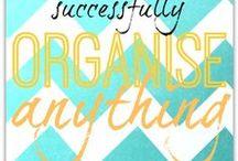 Organize! / by Gingini