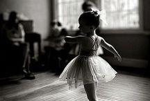 to dance . . . / by Rebekah McBride