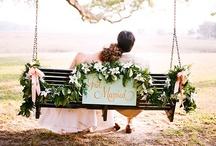 Wedding/Shower ideas / by Debra Jerry