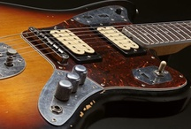 Guitars / Guitars, Amps, Effects, and lots of cool stuff I would love to have. / by Pete Iverson
