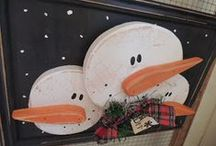 Christmas / We decorate to the nines for the holidays. Share the joy.