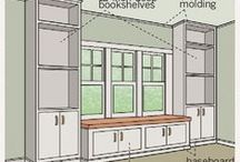 Craft Room / Ideas and Organizational info for my craft & sewing room  / by Paula Reddix
