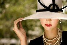 ♥ Hats, Gloves and Fashion ♥ / Elegant, sophisticated fashion and stylish, chic accessories. / by Debra Jerry