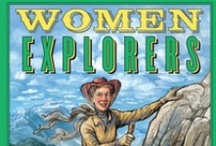 Women's History / March is Women's History Month. Celebrate the accomplishments and contributions of women in history through literature, lesson plans, educational videos, biographies, printables and more. / by TeacherVision