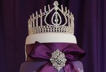Crown Cakes and Royal Baby Showers / by Crown Chic Boutique