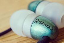 In-Ear Grados / by Grado Labs