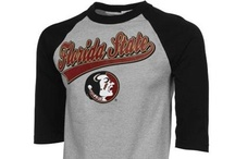 Florida State T-Shirts / by Florida State Seminoles