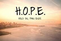 Hope / by Jordyn Brown