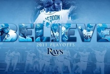 Tampa Bay Rays / by Char Miller