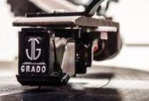 Grado Cartridges/Turntables / Vinyl. Cartridges. Awesomeness. / by Grado Labs