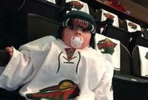 Born to Be Wild / Have to start their #mnwild fandom young. / by Minnesota Wild