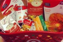 #TargetRun / Everyone knows the thrill of filling up the #BigRedBasket at Target. #mnwild fans weigh in on what they have to get at their next #TargetRun. / by Minnesota Wild